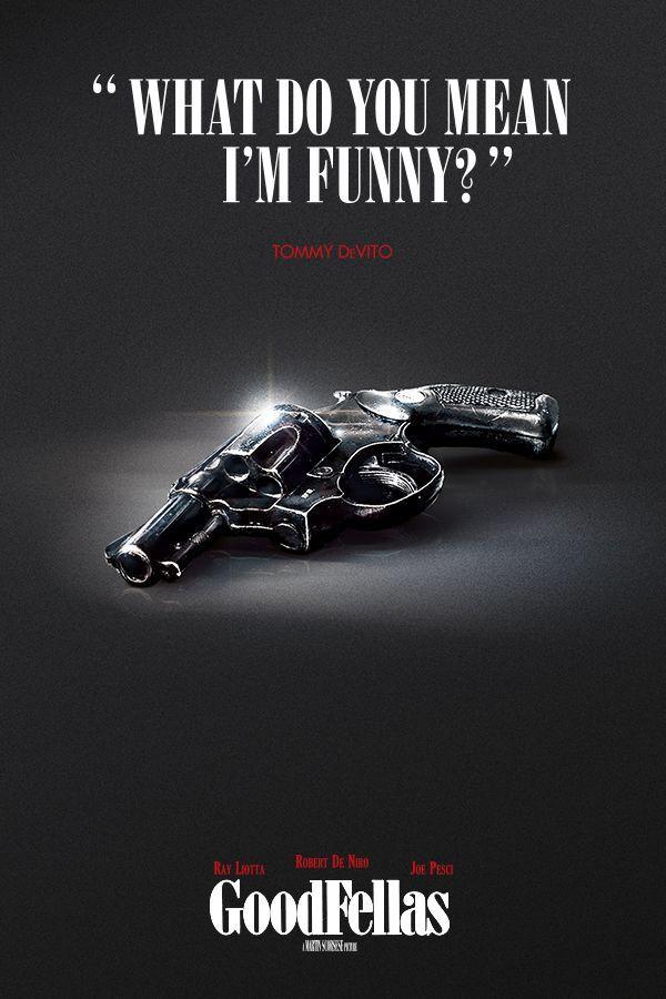 Goodfellas movie art find cover
