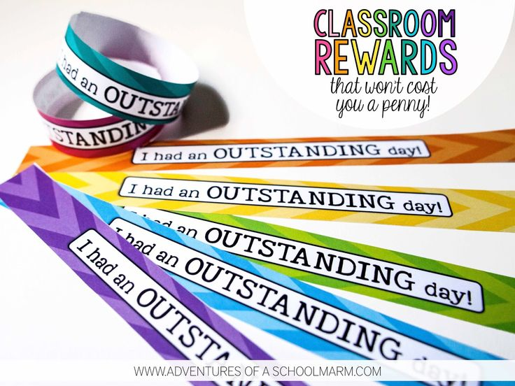 These classroom reward coupons also have positive reward bracelets, award certificates, and sticker charts. It's everything I need to have a positive classroom management system… and I love that it's all EDITABLE!