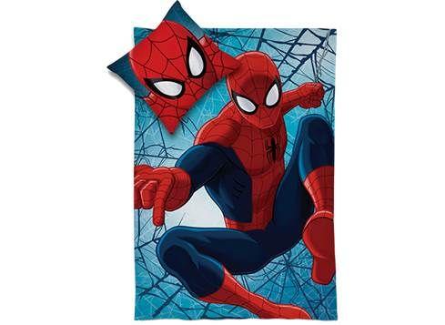 ULTIMATE SPIDER-MAN sengetøj