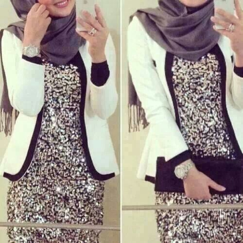 10 Images About Hijab Prom Dresses On Pinterest