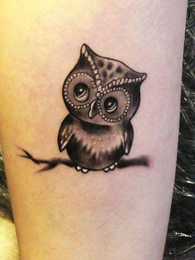 50 Best Owl Tattoo Design Ideas vol.2   Tube Tattoo