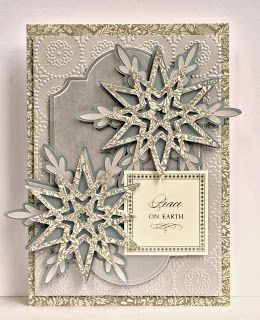 Shemaine Smith: Anna Griffin Winter Wonderland Cricut Cartridge Creations