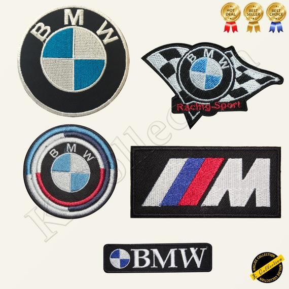 Car brand logo Embroidered Iron On //Sew On Patch Badge For Clothes etc