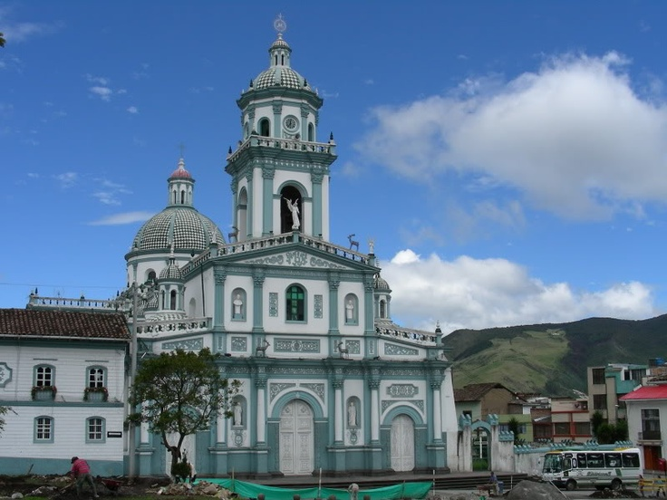 Colombia - Pasto, Catedral.