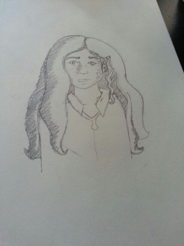 Tried drawing, I'll finish on a bit.