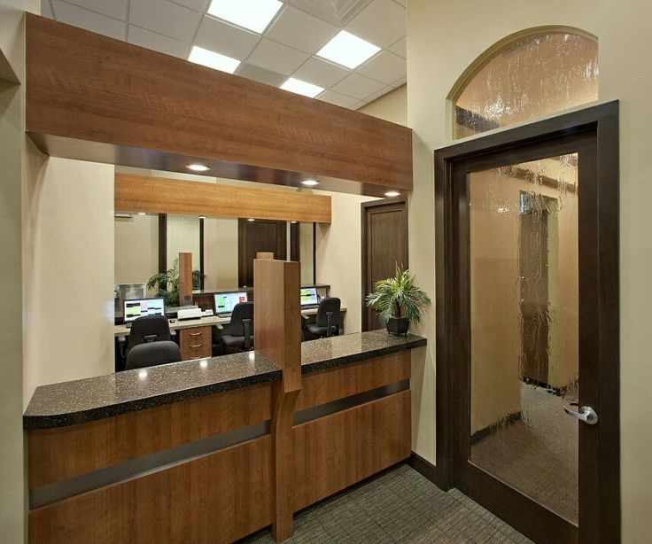 Office Front Desk Design Endearing Design Decoration