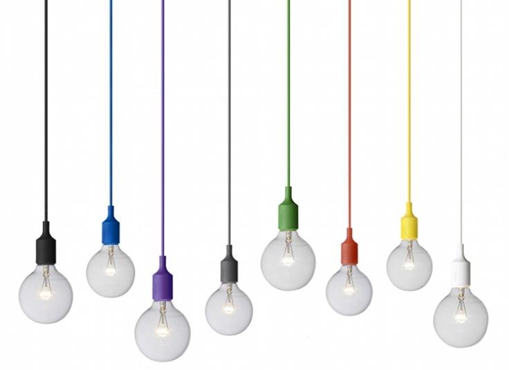 Light Bulb Pendant