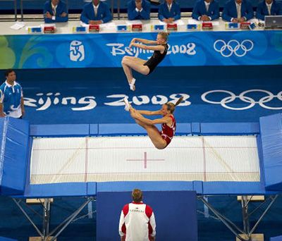 Best 25+ Olympic trampoline ideas on Pinterest | Trampoline sizes, Rectangle trampoline and ...