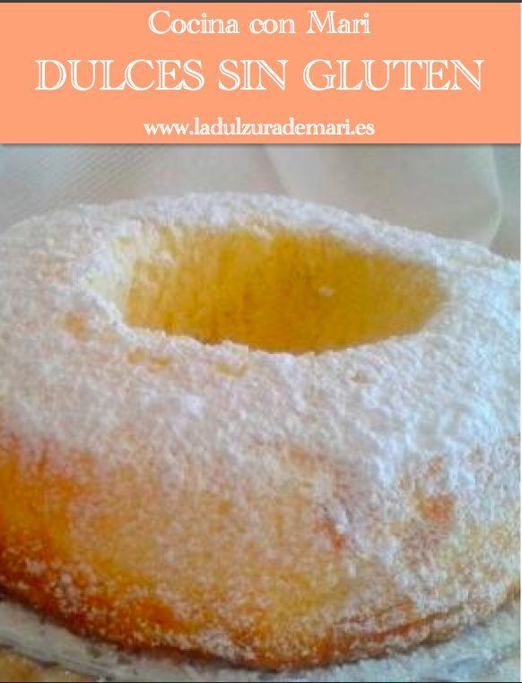 Libro gratis de recetas dulces sin gluten Más
