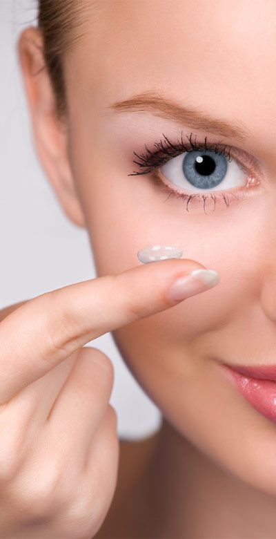 Find answers to all your questions in this comprehensive guide to contact lenses.