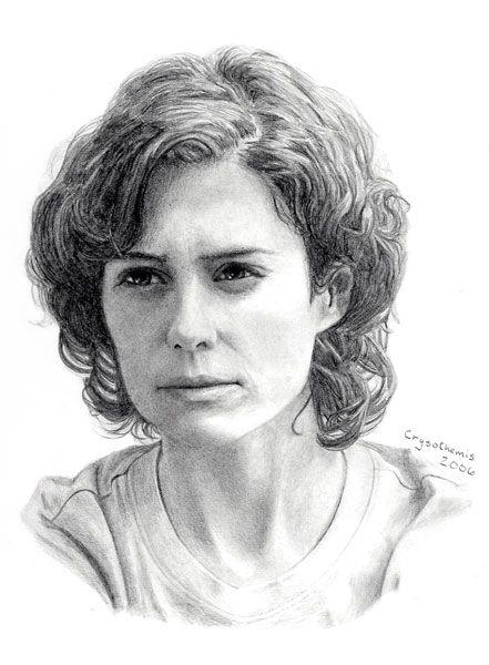 Elizabeth Weir 1 by ~crysothemis DeviantArt