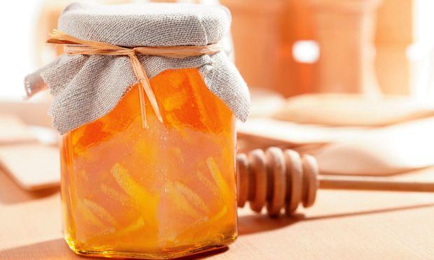 Geleia de laranja - Doce caseiro - Dificuldade: Fácil - Calorias: 100 por porção