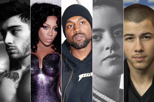 The 7 Best New Songs of the Week: Zayn Malik, Kanye West, K. Michelle, and More