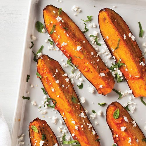 Find more healthy and delicious diabetes-friendly recipes like Roasted Greek Eggplant With Feta on Diabetes Forecast®, the Healthy Living Magazine.