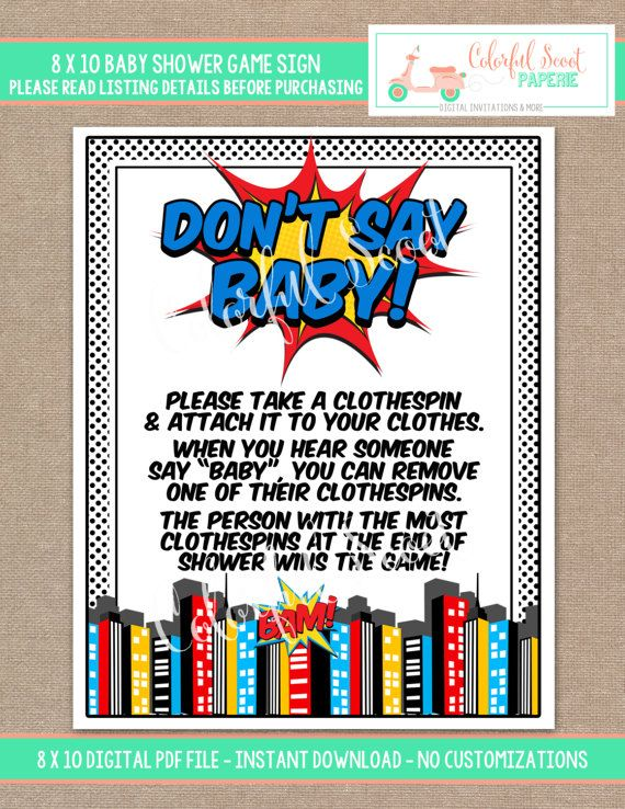 Hey, I found this really awesome Etsy listing at https://www.etsy.com/listing/239638268/instant-download-superhero-baby-shower