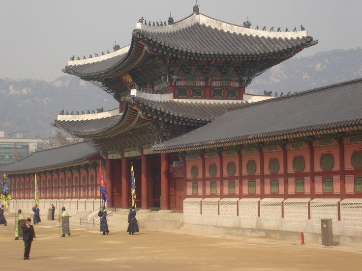 Palais Impérial Seoul, Korée