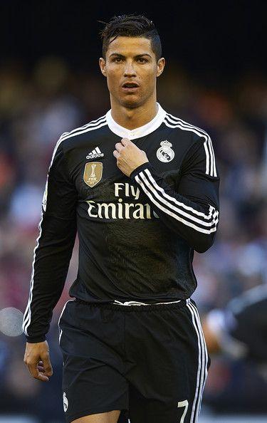 Cristiano Ronaldo Photos: Valencia CF v Real Madrid CF - La Liga