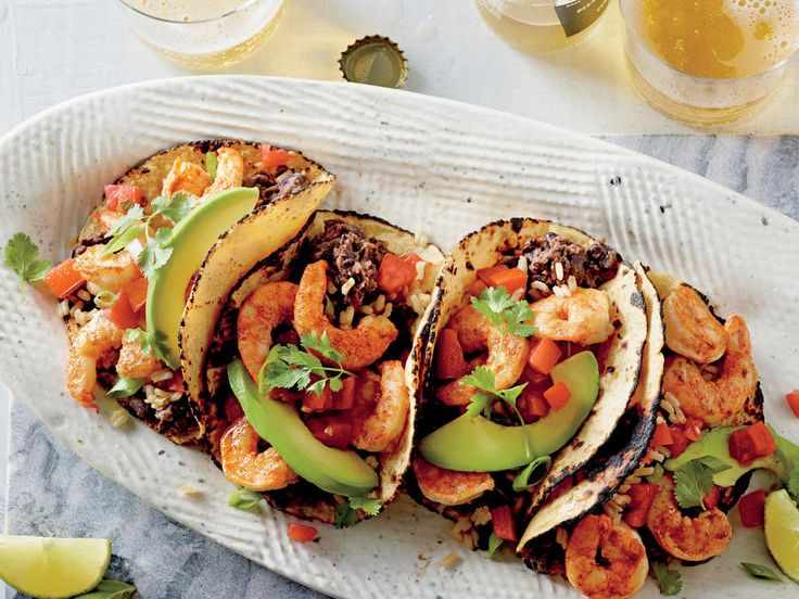 A hefty amount of toasty cumin adds deep flavor to quickly seared shrimp, while a wee bit of ground red pepper punches above its weight, ...