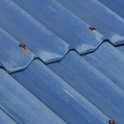 Galvanized metal roofing is a viable option for many household structures including carports, sheds, barns and other locations. The term corrugated means it has raised ridges that allow for adequate water drainage. Although metal roofing is durable, the paint finish will deteriorate over time and begin to peel and chip. Repainting the metal roofing...