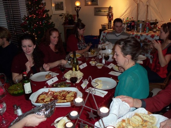 More Christmas dinner pics..