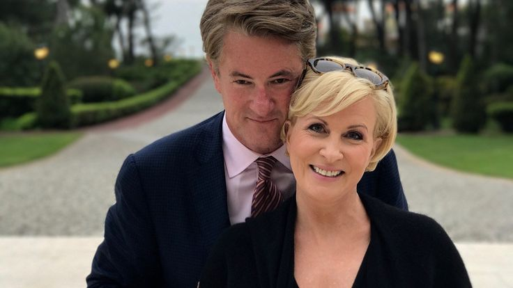 After years of rumors, gossip, and intrigue, Morning Joe hosts Joe Scarborough and Mika Brzezinski reveal their engagement, how it all went down, and the unlikely guy (Donald Trump) who asked to oversee their vows.