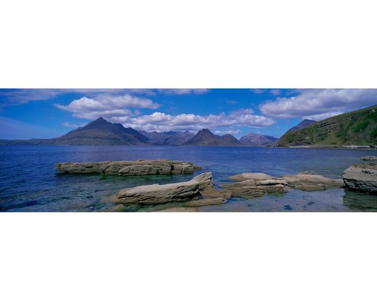 The Cuillin, Loch Scavaig, Isle of Skye