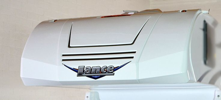TPO front nose caps on the Lance 650, 865, and 850 campers, http://www.truckcampermagazine.com/news/2017-lance-camper-announcements/