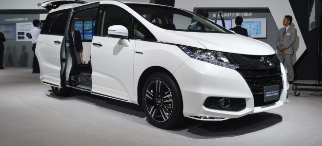 Review When Is 2020 Honda Odyssey Release Date And Images Feels Free To Follow Us Di 2020
