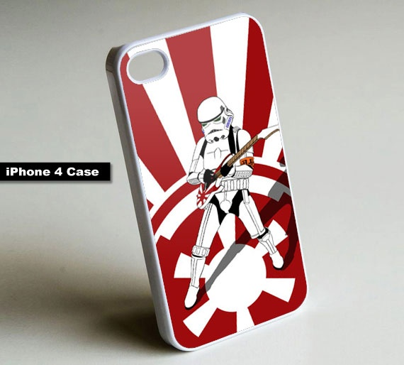 Guitar Troopers - iPhone 4 Case, iPhone 4s