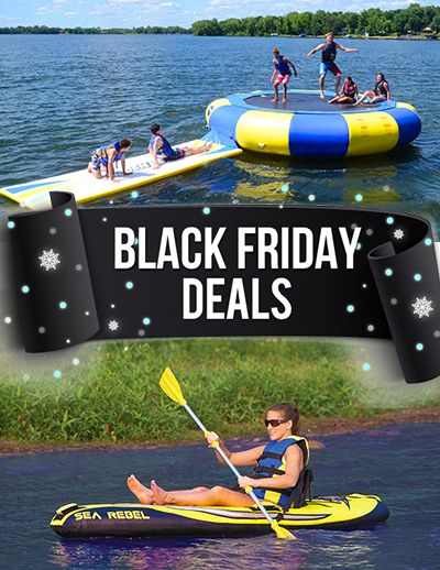 Best Holiday Gifts for Water Lovers & Outdoor Enthusiasts! Free Extras and Smokin' Package Deals.