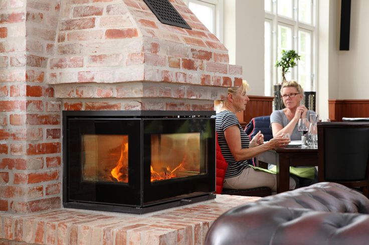 This #fireplace is perfect in the #winter #season. #CozywithRAIS