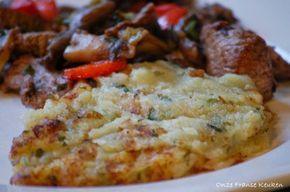 Onze Franse Keuken: Franse aardappelpannenkoek