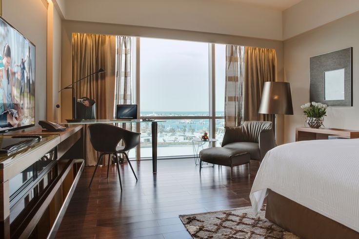 ART Rotana Premium Room Bedroom