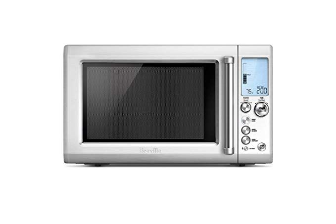 Breville Quick Touch Intuitive Microwave W Smart Settings