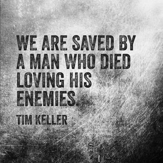 Timothy Keller quote