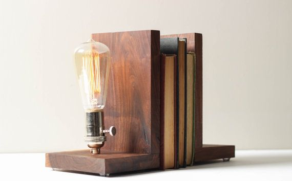 Signature Bookends Modern Bookends Lighting by WorleysLighting