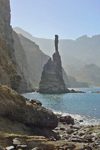 El dedode Dios  Las Palmas, Espanya                                                                                                                                                                                 More