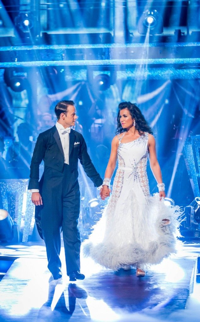 Kevin Clifton and Susanna Reid - Strictly Come Dancing 2013 - Week 13 The Final