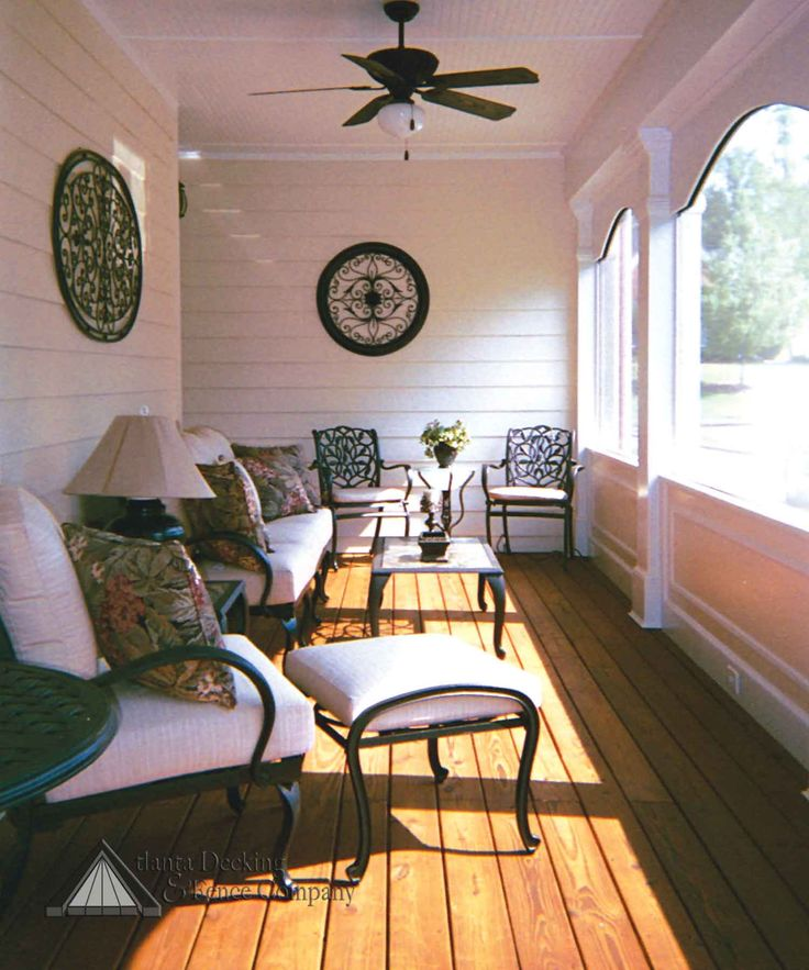 5 Back Porch Ideas Designs For Small Homes: 30 Best Narrow Porches Images On Pinterest