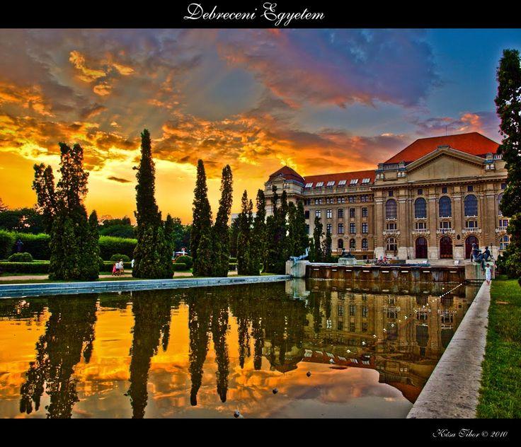 debreceni egyetem - Google keresés