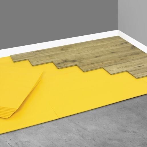 Elka Hush 5mm Laminate Engineered, 5mm Underlay For Laminate Flooring