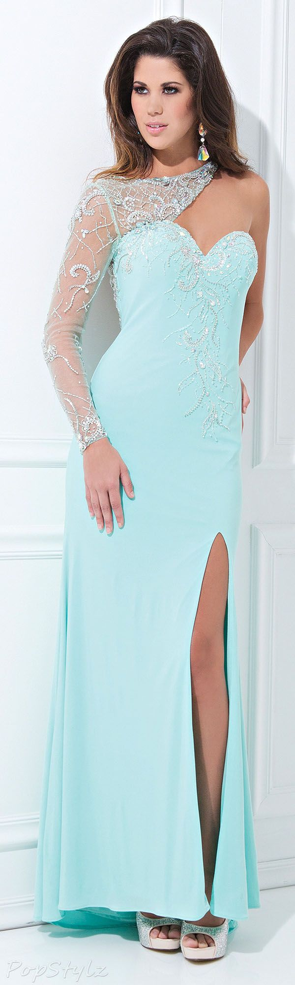 Tony Bowls TBE11422 Evening Gown