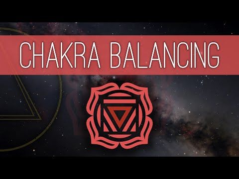 CHAKRA BALANCING ☯ MEDITATION MUSIC AND HEALING SOUND THERAPY