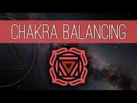 CHAKRA BALANCING ☯ MEDITATION MUSIC AND HEALING SOUND THERAPY