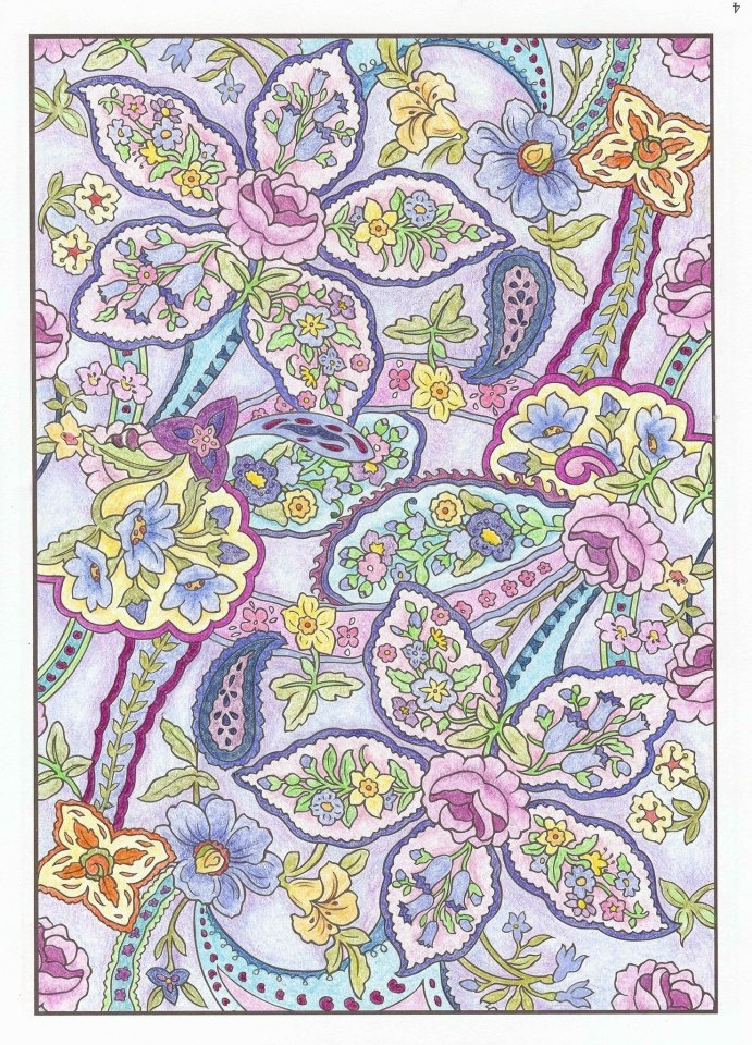 72 best Paisley images on Pinterest | Embroidery, Mandalas and ...