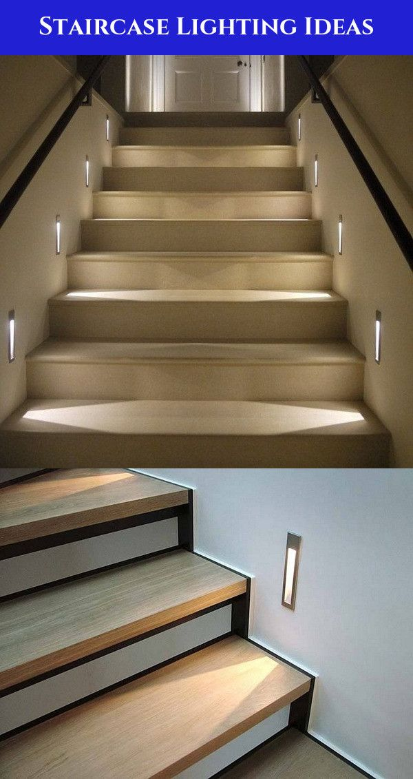 Staircase Lighting Best Ideas Led Staircase Lights Stairs With