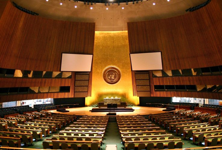 UNITED NATIONS MEMBERS ISSUE NINE MEASURES TARGETING  ISRAEL -While Americans were voting in an election watched around the world Tuesday, at the U.N. in New York it was business as usual, as a key General Assembly bo