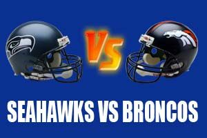 Seattle Seahawks vs Denver Broncos Live NFL Streaming