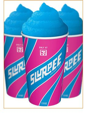 """Free Slurpee Day at 711 for 711 