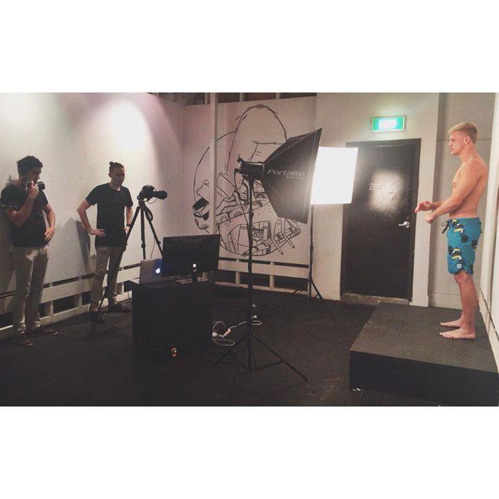 Undress Runways BTS photoshoot for the online shop launch! #bts #photoshoot #shapesinthesand #onlineshop #fashion #sustainable #ecofriendly #model #undress14 #undressbrisbane